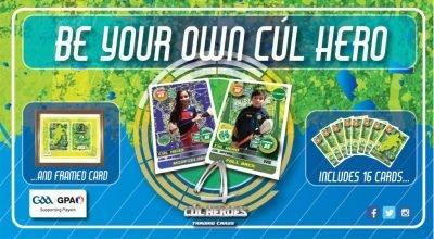 Cúl Heroes Personalised Cards 2017