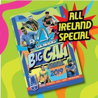 The Big GAA Annual 2019